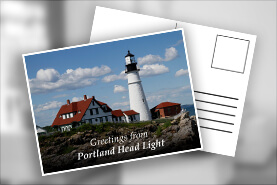 Make Custom Post Cards