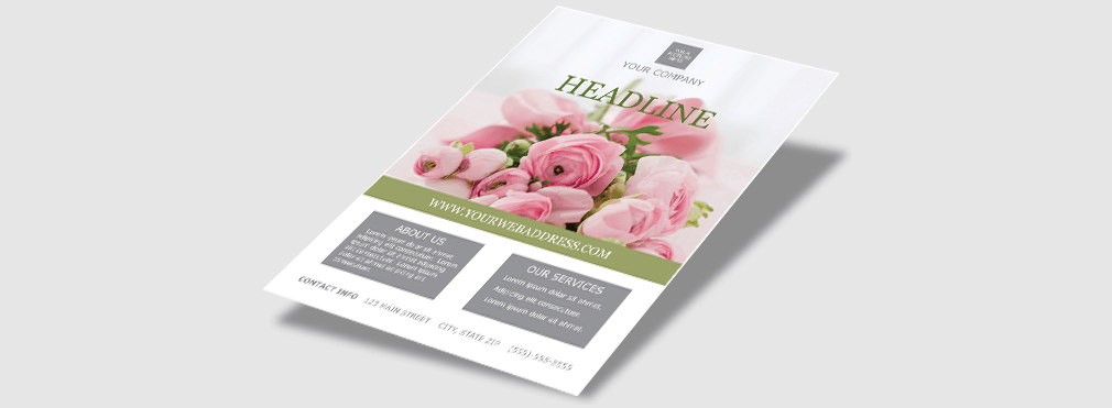 making flyers online